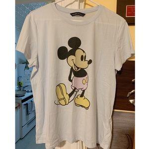 Mickey Mouse Boyfriend Tee